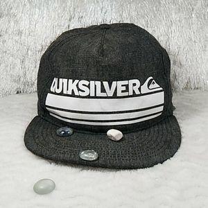 VINTAGE Quicksilver hat